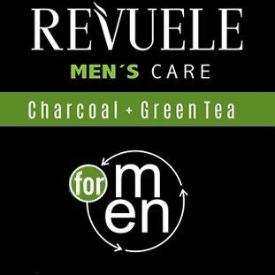 Charcoal Green Tea Range